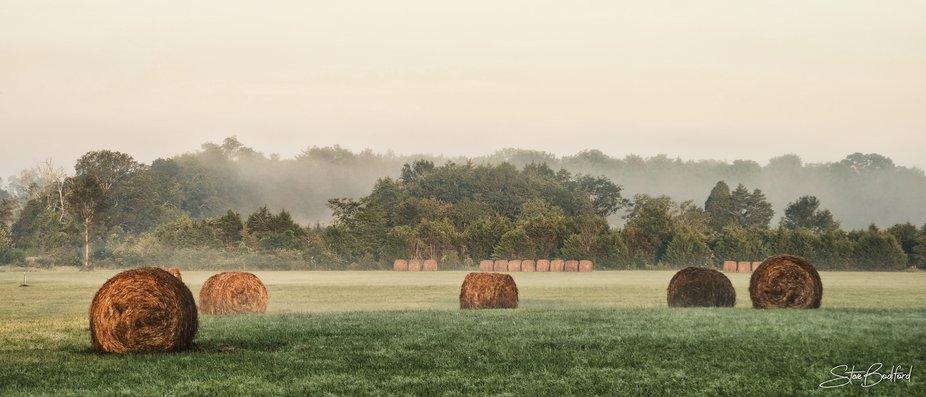 Autumn 's Bales
