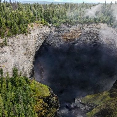 Near Clearwater B C in Wells Gray Park