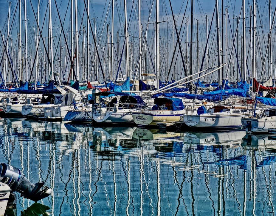 Reflections in Sailing