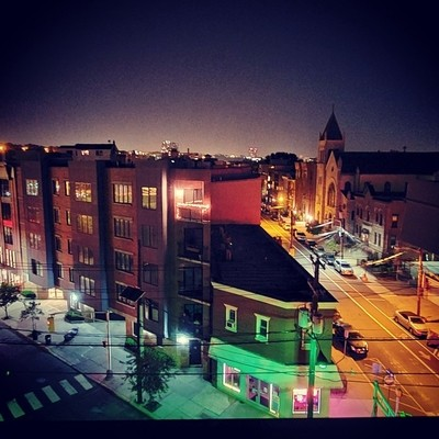 Hoboken Night