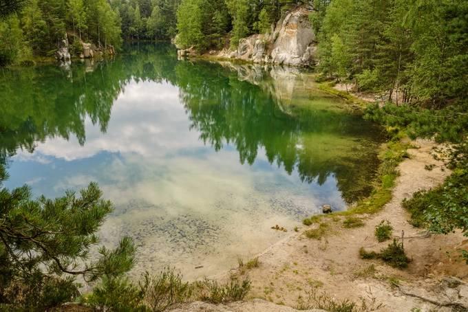 Adršpach-Teplice Rocks #1