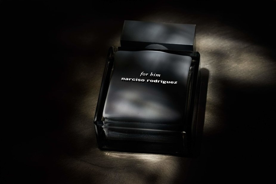 For Him, Narciso Rodriguez, moodier version.