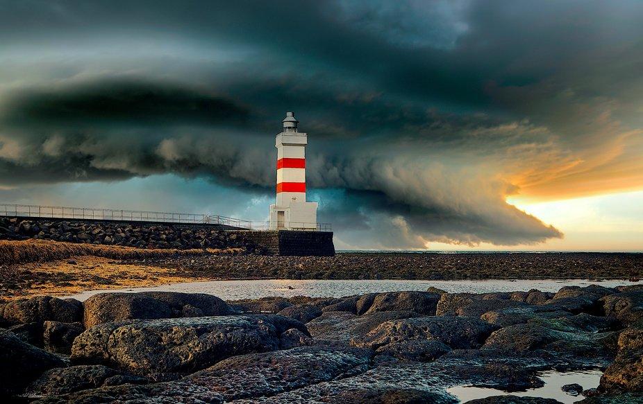 Lighthouse warning