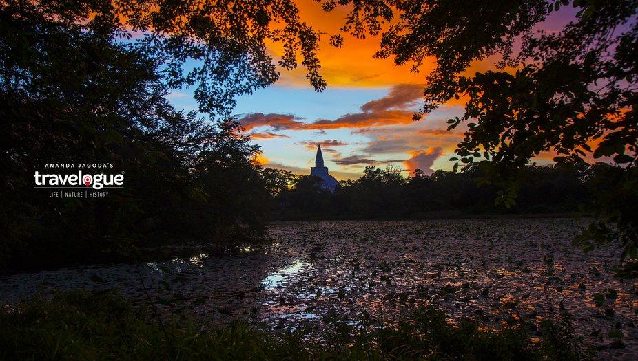 Stupas in Sri Lanka  - Ananda Jagoda_IMG_6601