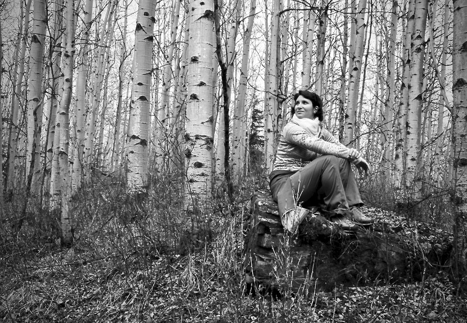 Some people say if you're listening to the trees, you'll hear a song.  Willmore...
