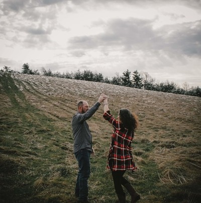 Love in an icy field