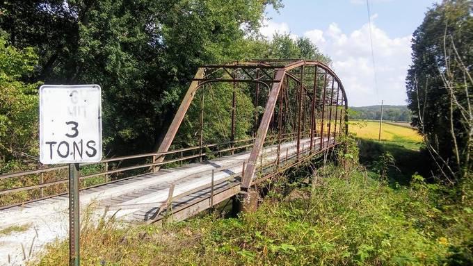 Shackelford bridge