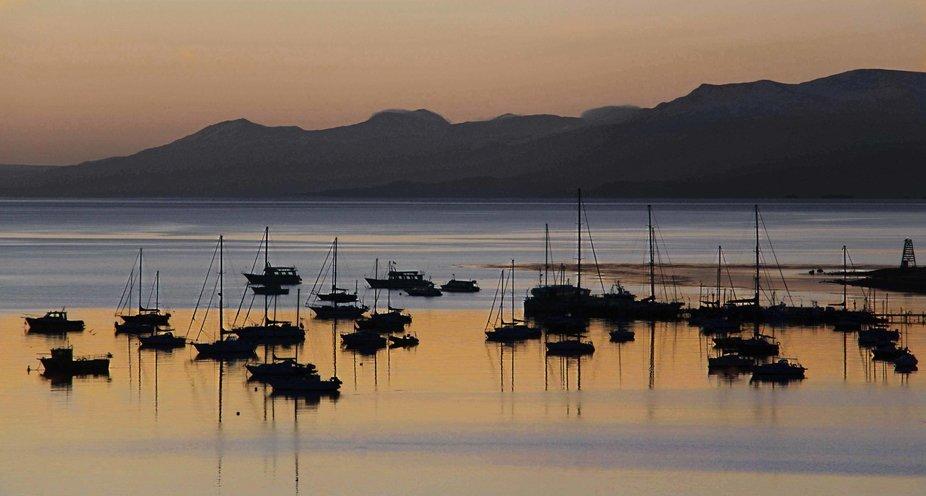 a sea of ushuaia