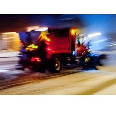 Snowplow Abstract