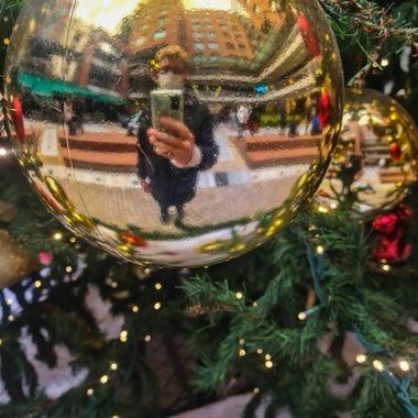 Selfish Christmas Ball