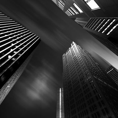 Angled Buildings