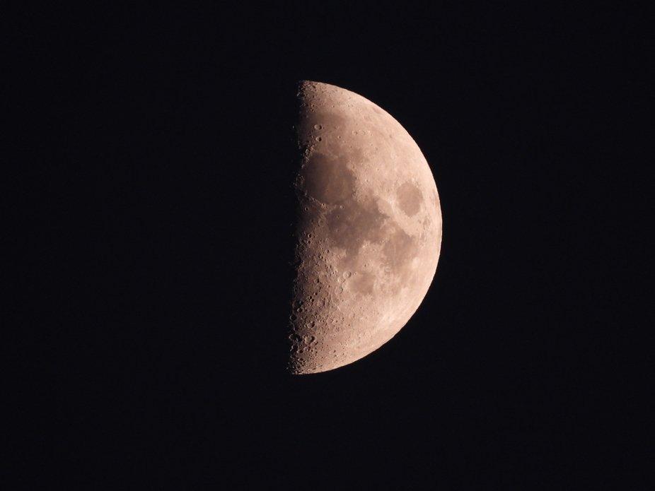 Winter Solstice 2020 Moon
