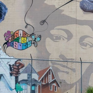Jimi Hendrix had a strong connection to Vancouver, and he had a grandmother lived on 827 E. Georgia Street. Jimmy would often came to visit and play down at Hogan's Alley/East end. #hogansalley #zenorahendrix #jimmyhendrix #strathcona #vancouver #eastvancouver http://www.jimihendrix-lifelines.net/1968jan-june/styled-265/styled-266/index.html