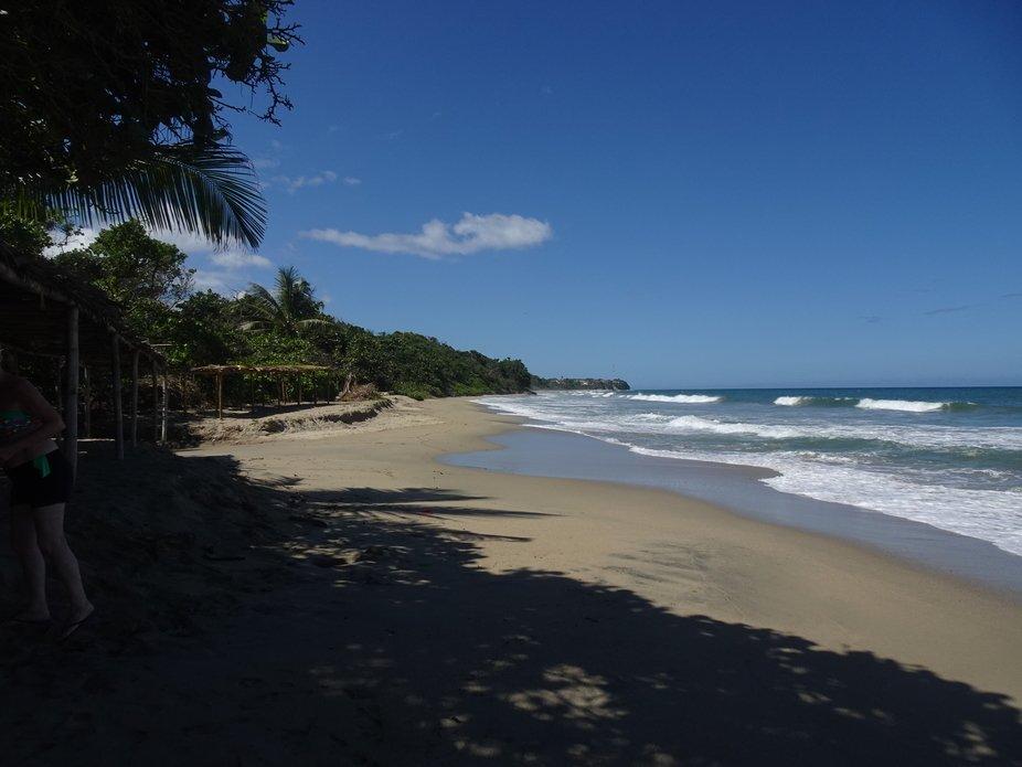 playa Caruao