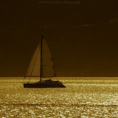 Everyday is a great day to Sail!!! Hood Canal, Washington, USA