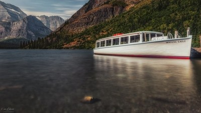 Josephine Lake, Glacier NP - USA