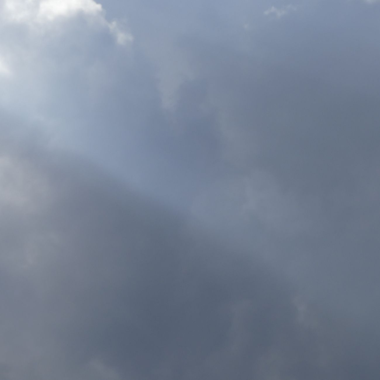 Taken 08/19/2020 from work parking lot. Practice photos with cloudscapes during an entire month of cloud coverage.