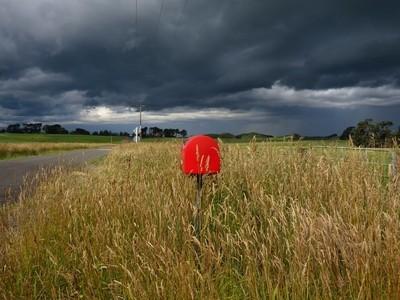 Thunderstorm Looming