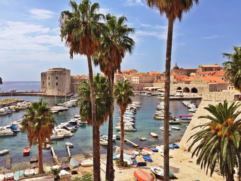 Old Town Dubrovnik, Croatia...  Famous from film and Television