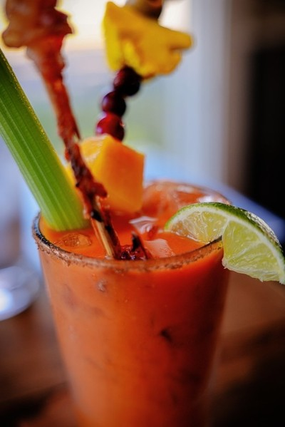 Bloody Mary Accoutrements