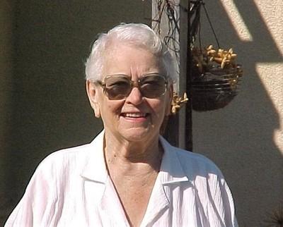 LAST Photograph of my Grandma