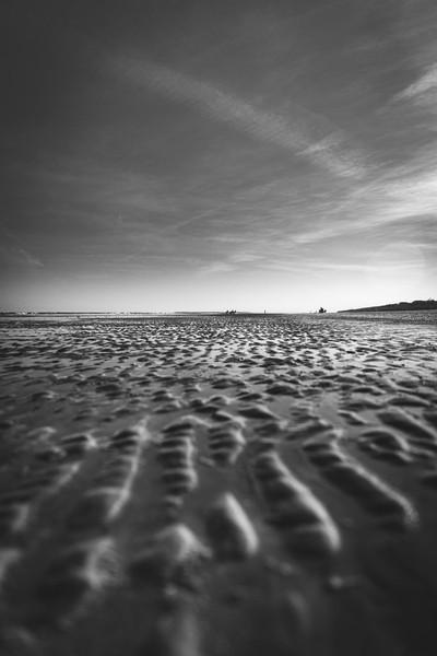 Low tide on Jekyll Island.