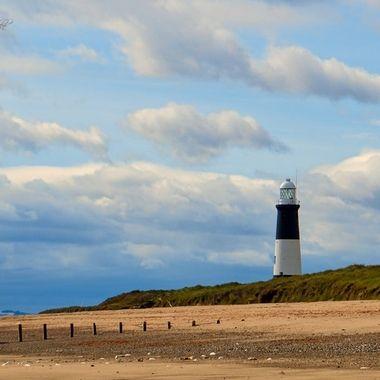 Lighthouse Spurn Heritage Coast