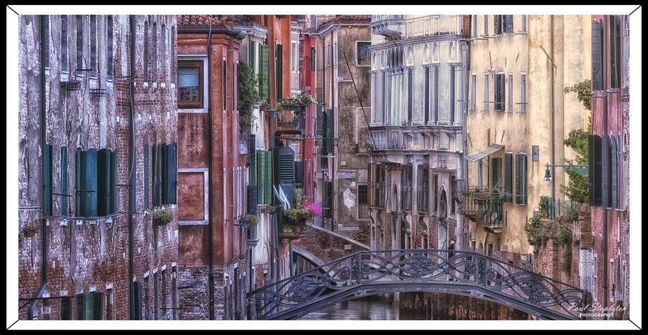 Cramped Living in Venice