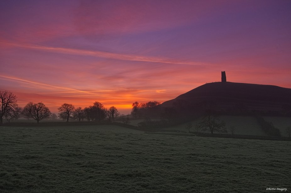 Sunrise at the Tor