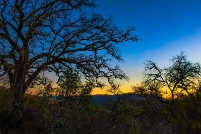 Sunset at Monte Bello