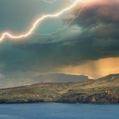 Stormy weather...