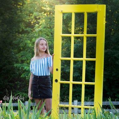 Yellow Door and Teen