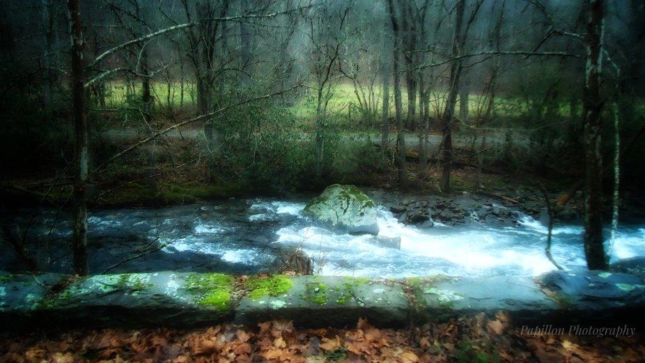 Oconaluftee River Cherokee