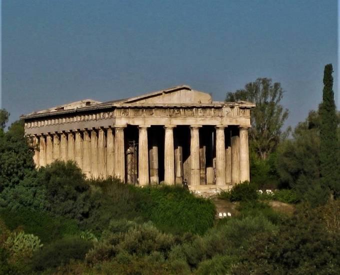 Temple of Hephestus, Athens