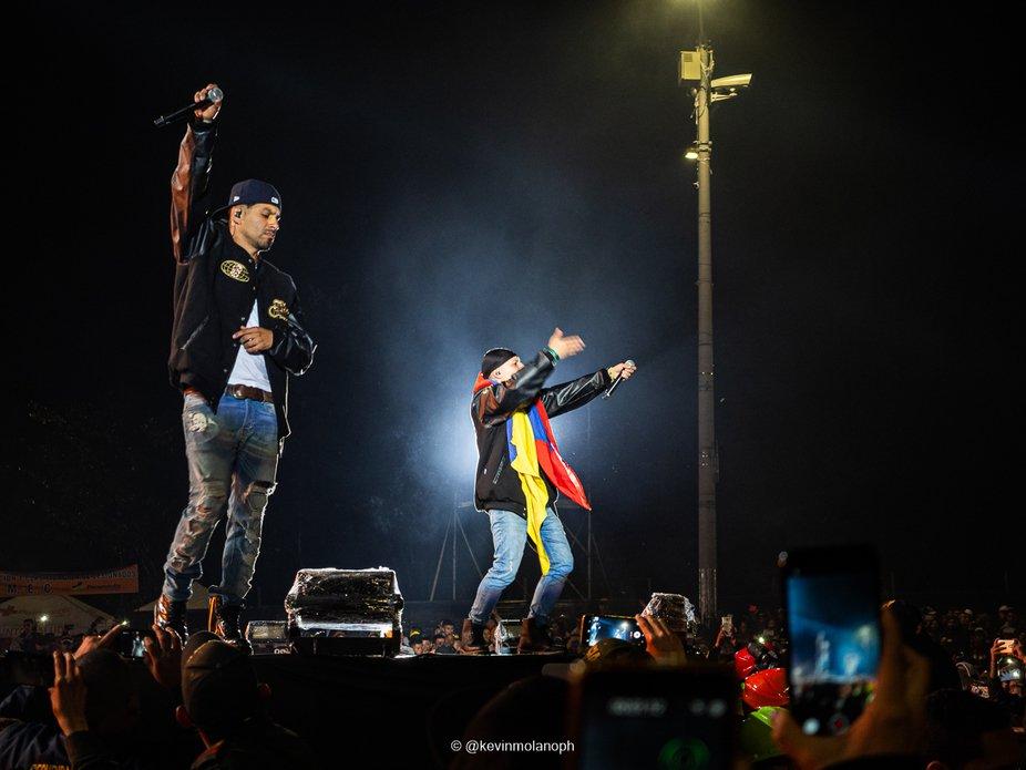 Hip Hop al parque Colombia