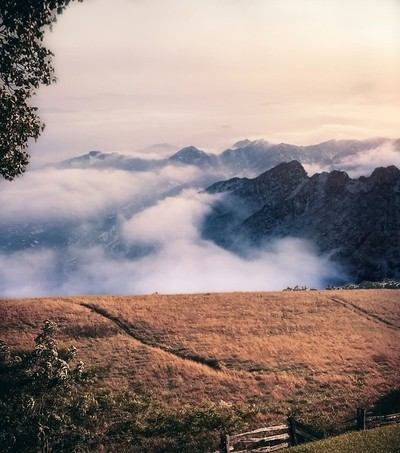 Mtn Views and Fog