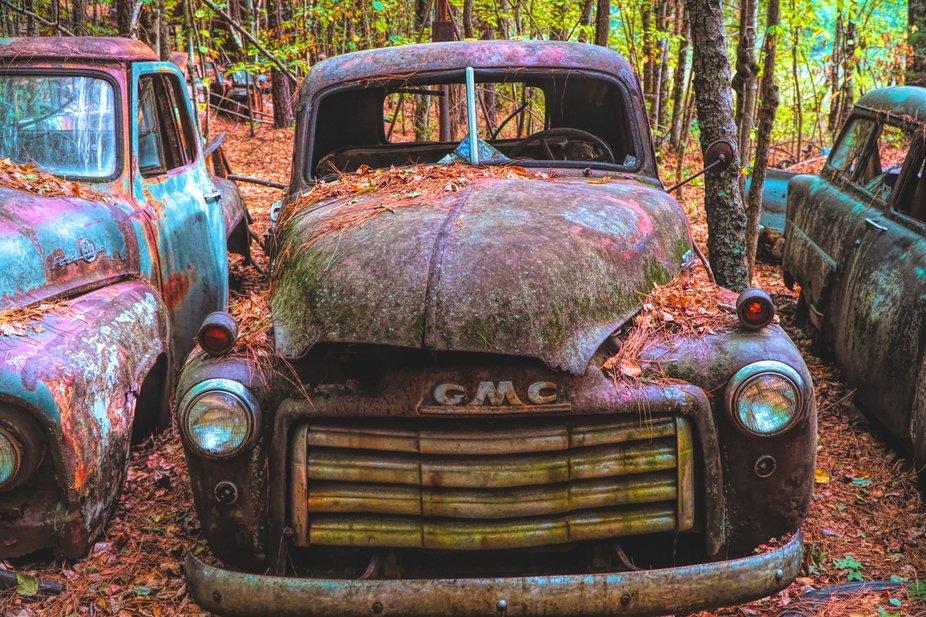 Rust Bucket Buddies