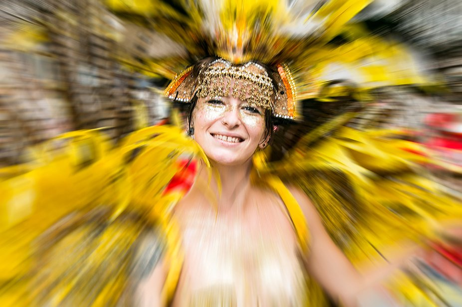 I always enjoy photographing Carnivals, this one is from the Bath Carnival in Somerset, England.