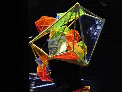 Kaleidoscope Headdress