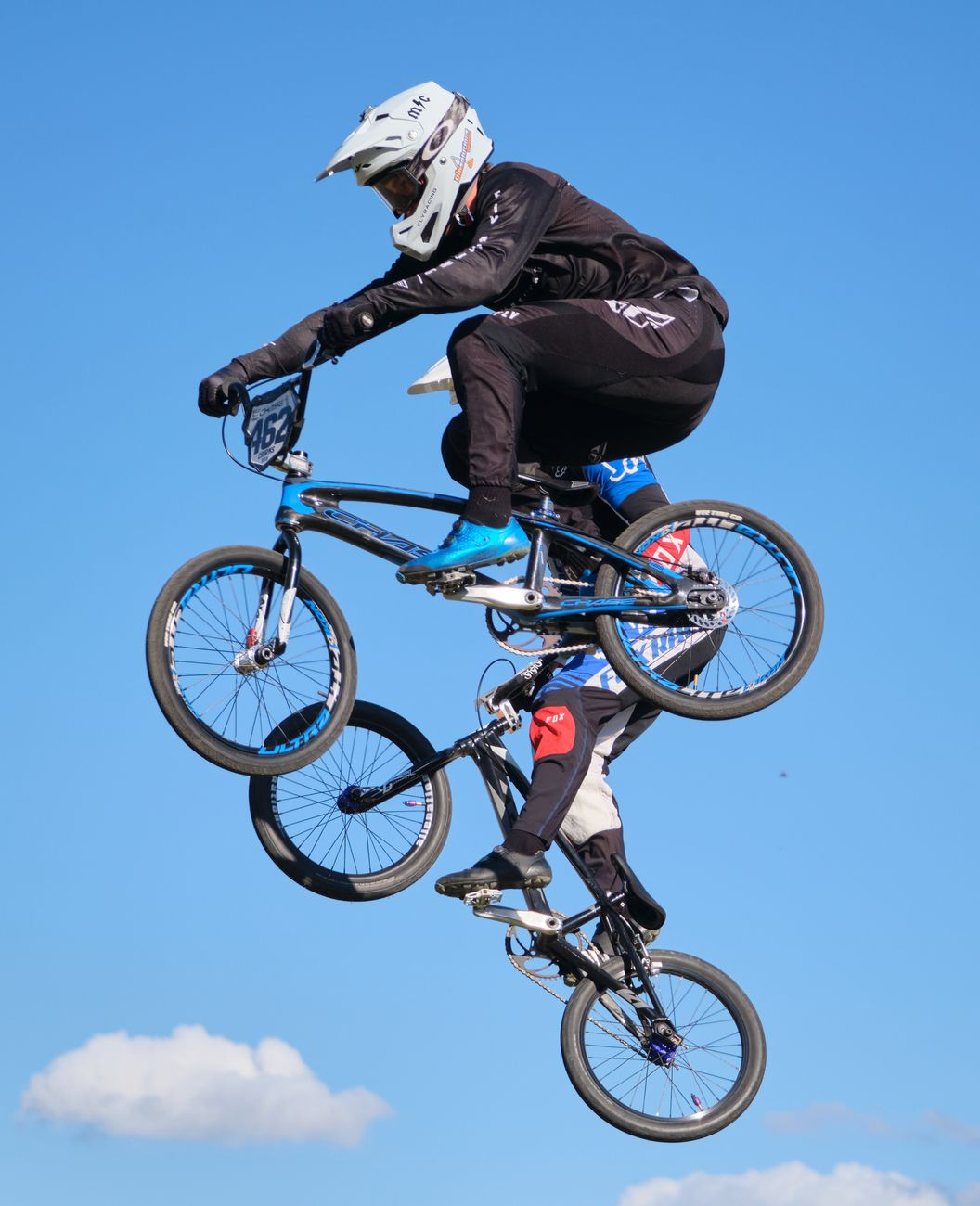 BMX racing is back after COVID-19 Lockdowns.