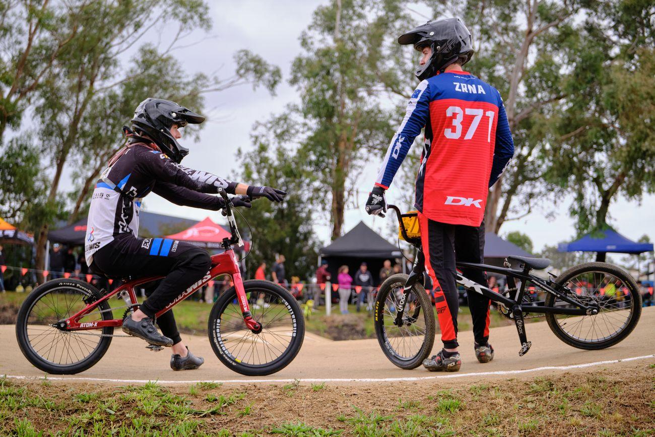 Racing is back in Australia