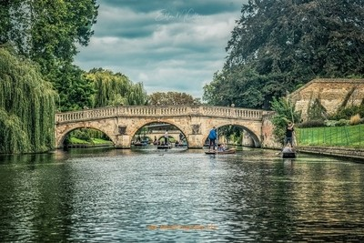 Bridge over the River Cams