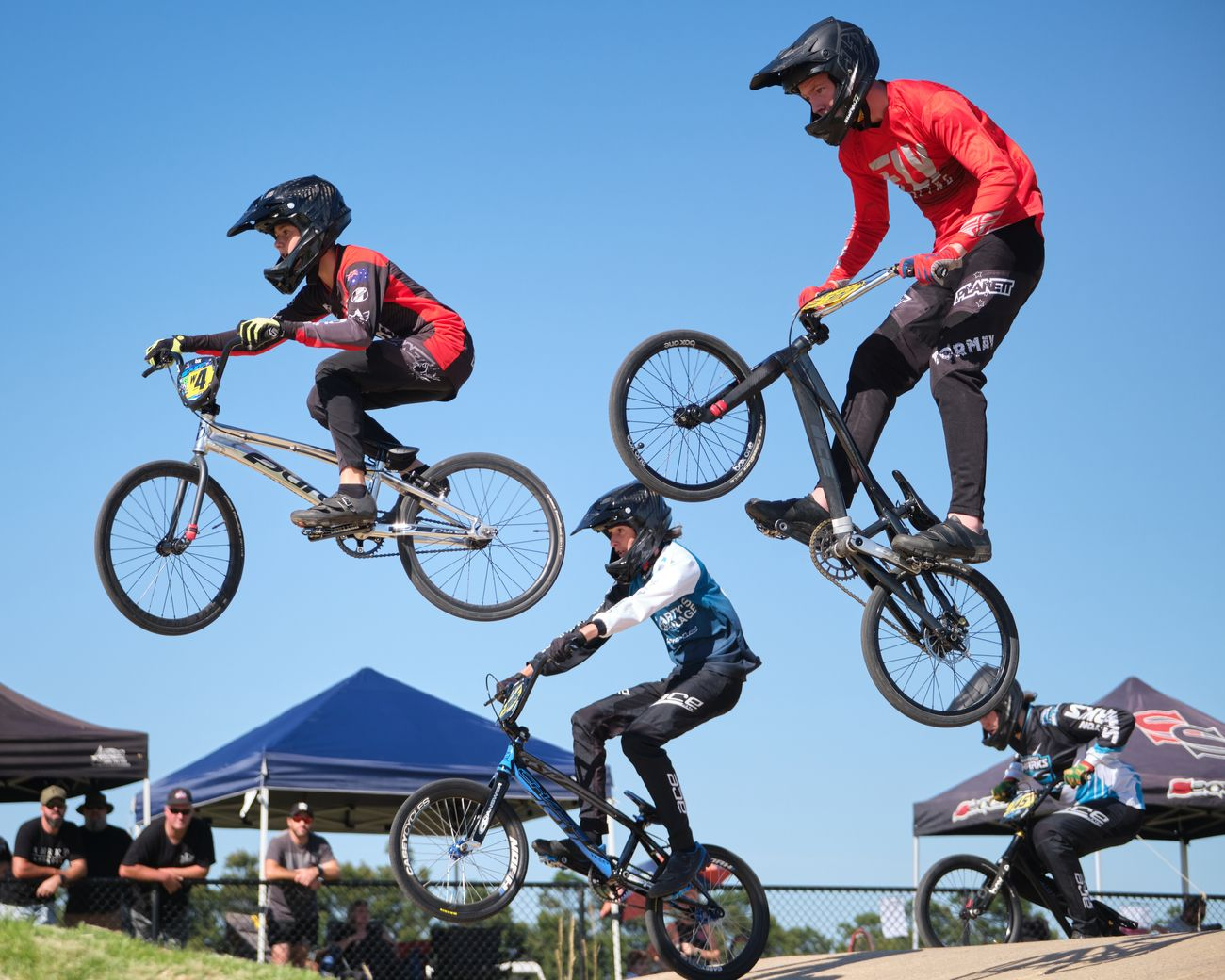 BMX Racing in Australia