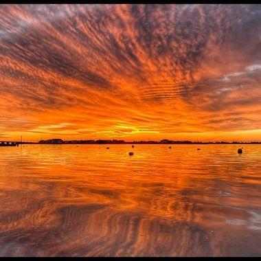 Surf City Sunset 1/21
