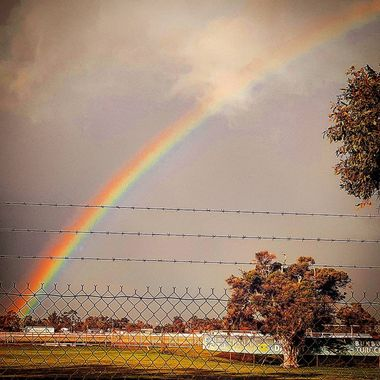 Taken on a cold, wintery afternoon after a little rain in Bunbury, Western Australia.