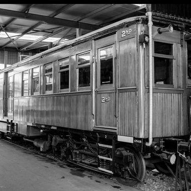 Rail Motor 18