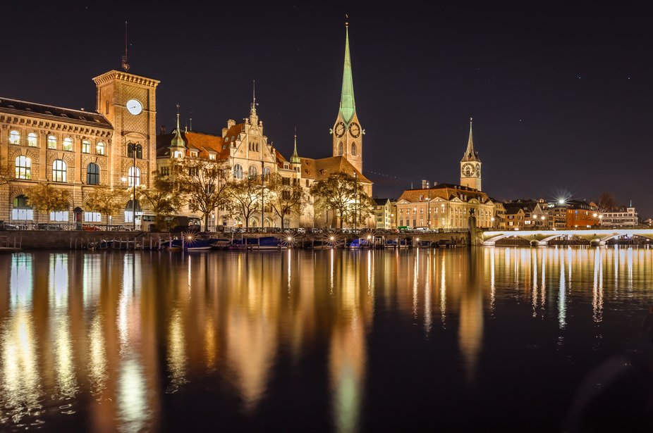 Zürich city