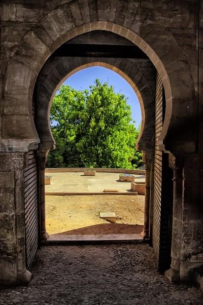 Ventana de la Alhambra