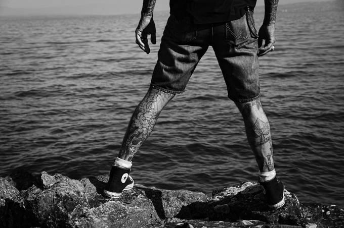 Joez I  by pchiuppiphoto - The World In Monochrome Photo Contest