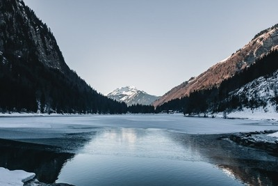 Lac de Montriond - New Years 2019